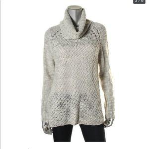 Sanctuary Wool Cowl Neck Sweater